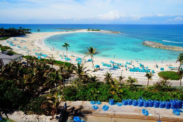 Nau Bahamas Best Beaches In Travel 2018