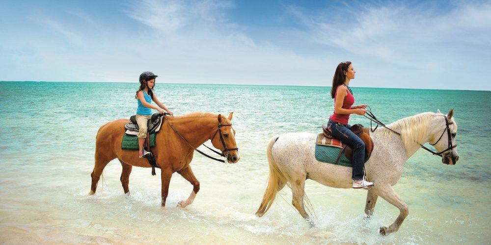 horseback riding bahamas