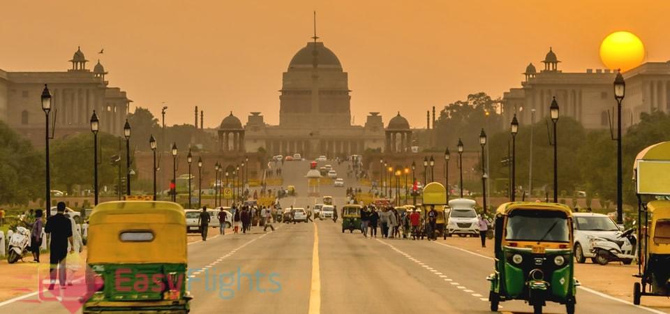 Cheap Flights To New Delhi From Bangalore Easy Flights