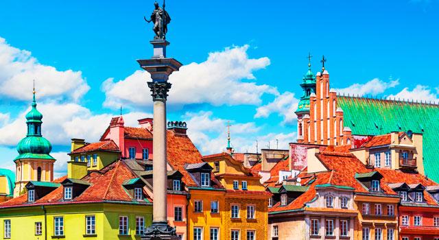 Cheap Flights From New Delhi To Warsaw Easy Flights