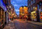 Cheap flights to Dublin from London Gatwick