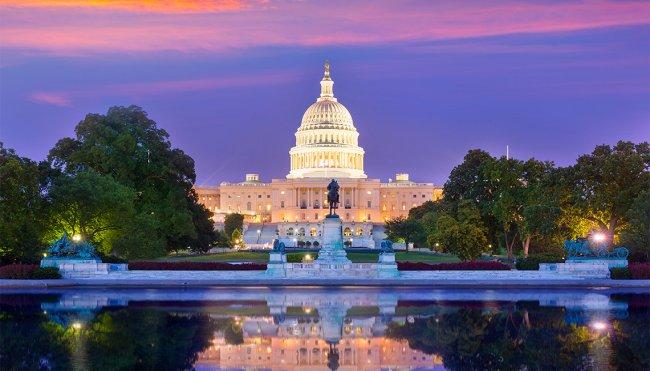 Cheap flights from Kuala Lumpur to Washington DC from $789