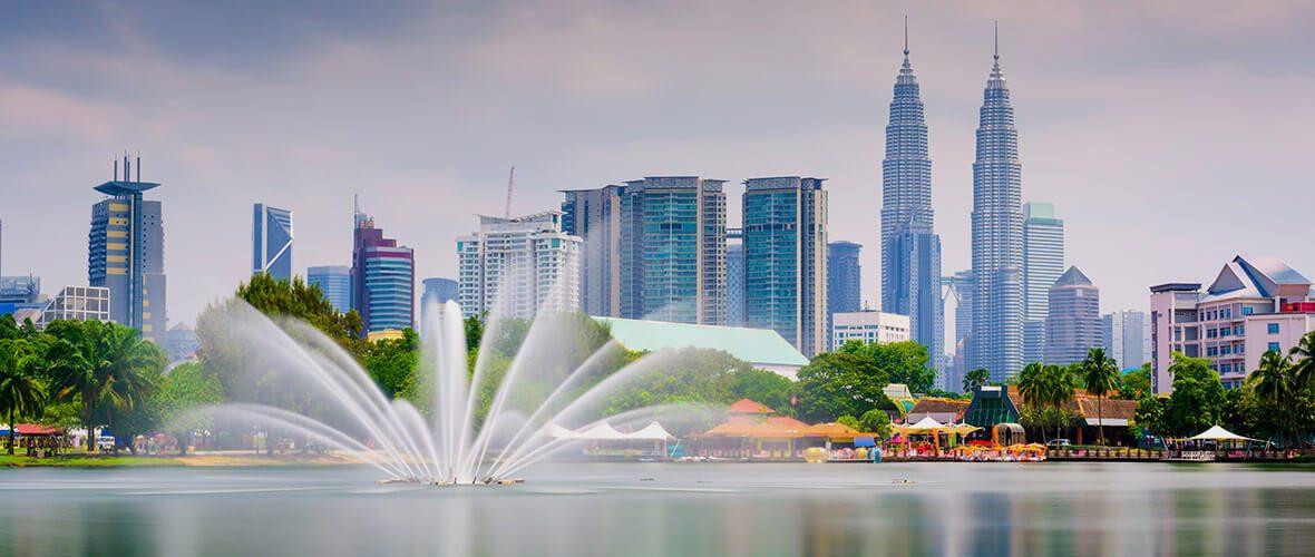 Cheap flights to Kuala Lumpur from Dubai FROM $193
